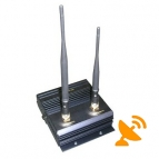 Dual Band GPS & GLONASS L1 & L2 Jammer 25M