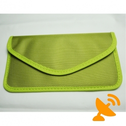 Mini Multicolor Cell Phone Jammer Bag
