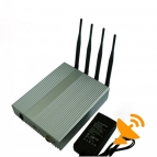 4W High Power Wifi(2.4G,5.8G) Signal Blocker Jammer [CMPJ00159]