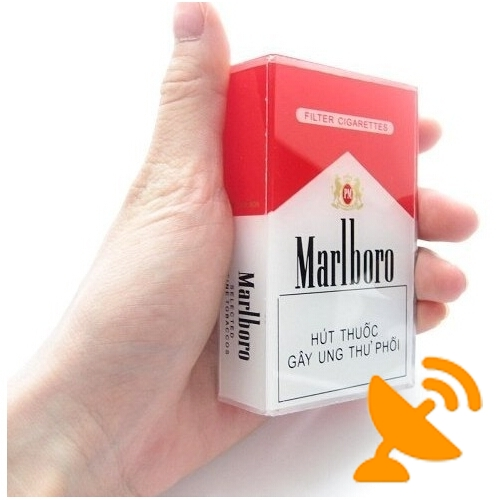 Mini Marlboro Cigarette Pack Mobile Phone Signal Jammer 10M - Click Image to Close