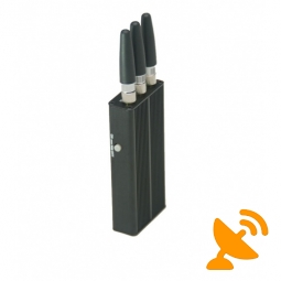 Cheap Mini Portable GPS & Cell Phone Jammer 5M