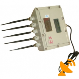 Anti-Explostion Mobile Phone Signal Jammer 60M