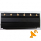 15W High Power GSM Mobile Phone + Wifi + UHF Jammer 40M