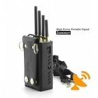 Advanced Portable 3G Cell Phone Jammer 20M