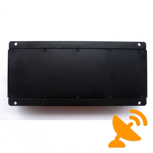 3G,4G LTE,4G Wimax Cell Phone Jammer & Lojack Jammer 40M - Click Image to Close