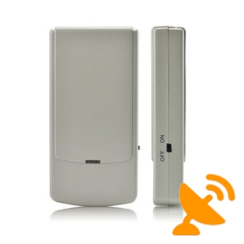 Multifunction Jamming Device - GPS and Cell Phone Jammer (GSM, DCS, GPS) 10M - Click Image to Close