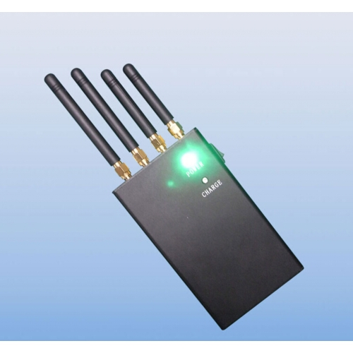 how to make cell phone wifi jammer