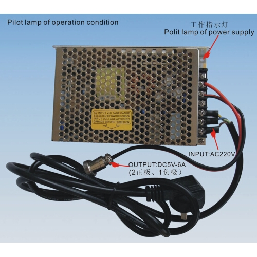 25W High Power 4G LTE 3G Cell Phone Jammer with Cooling Fan 50M