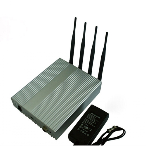 Cell jammer 4 g - Portable Powerful All GPS signals Jammer